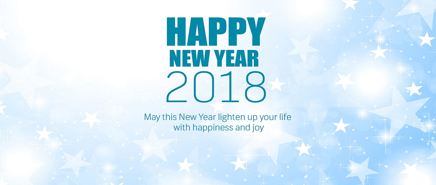 S&T wishes you a Happy & Prosperous New Year 2018!