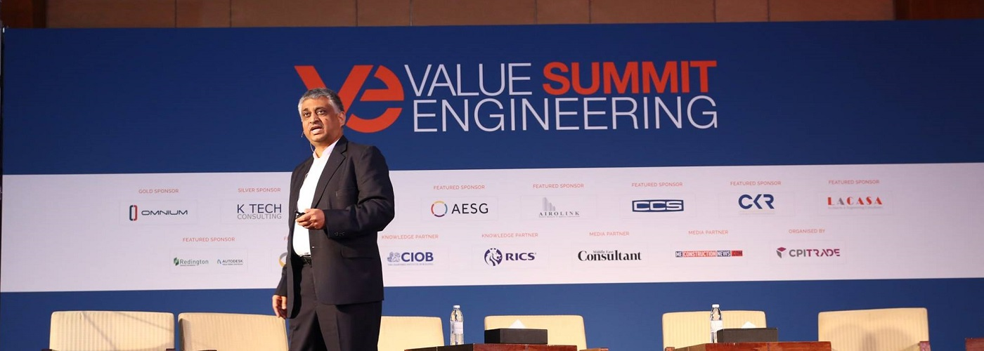S&T presents at the Value Engineering Summit Dubai 2019