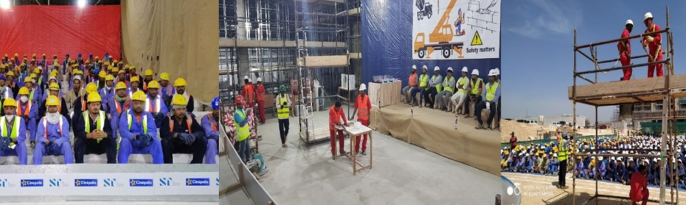 VIT-2019 at S&T Interiors and Contracting Muscat