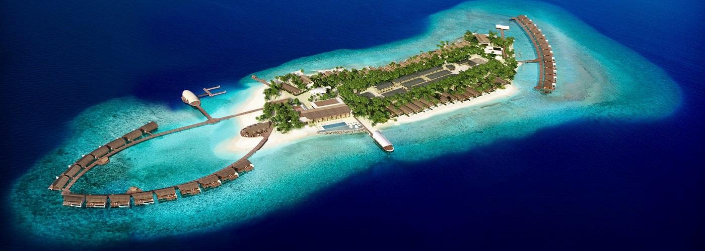 Westin Maldives Miriandhoo Resort - S&T Interiors Sri Lanka's first-ever international project