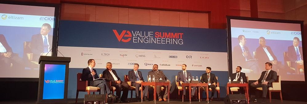 S&T presents at Value Engineering Summit 2019 Dubai