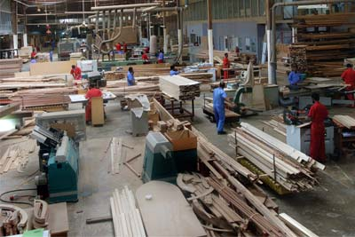 Joinery Production Facility